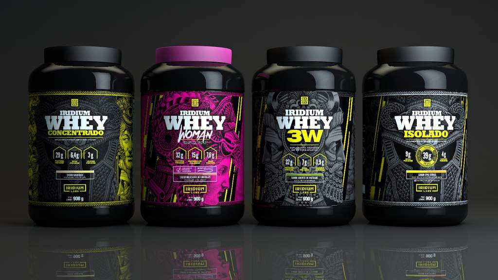 iridium whey