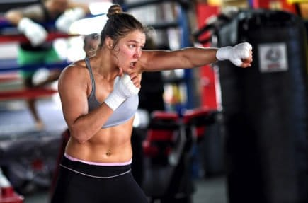 Ronda Rousey 3