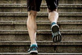 Como a corrida em escadas pode melhorar seu condicionamento físico