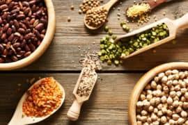 Os 7 principais grãos que contém proteína para incluir na sua dieta