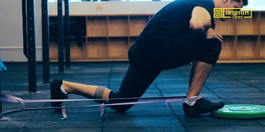 mobilidade de tornozelo