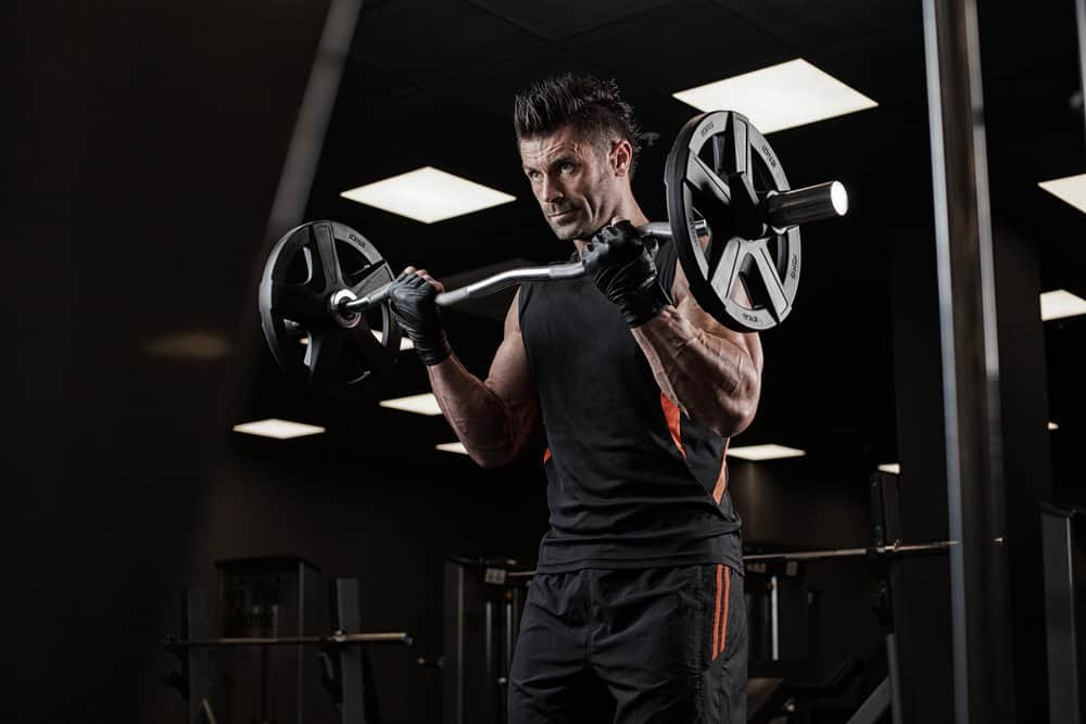 Academia Scott Biceps