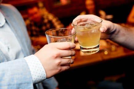 Pessoas Bebidas