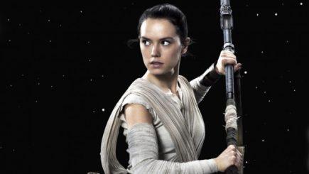 Daisy Ridley, Rey