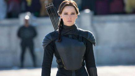 Jennifer Lawrence, Jogos Vorazes