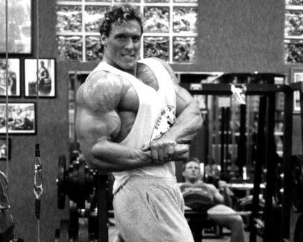 Ralf Moeller, Bodybuilder