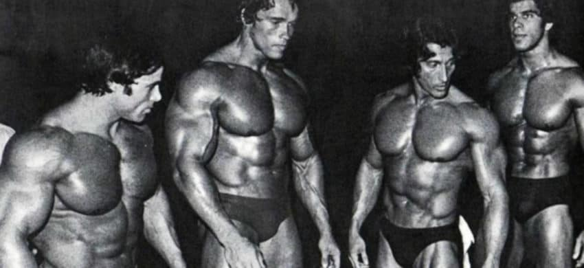 era de ouro bodybuilding - mr. olympia