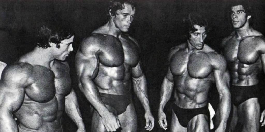 era de ouro bodybuilding - mr. olympia