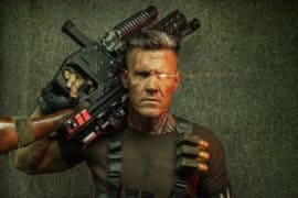 Aos 49 anos, ator de Goonies fica monstruoso para papel em Deadpool