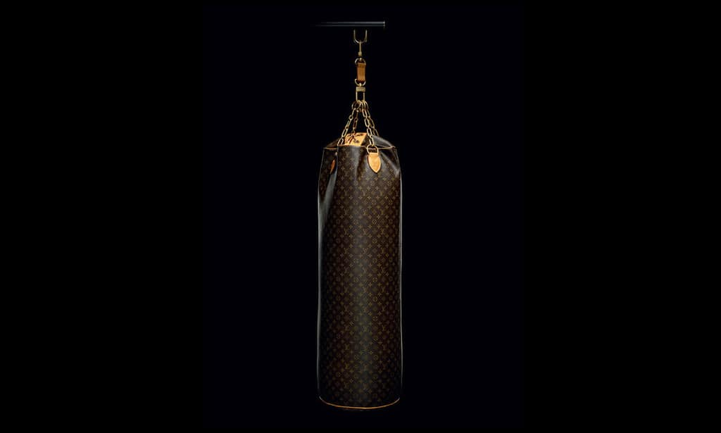 louis vuitton punchbag
