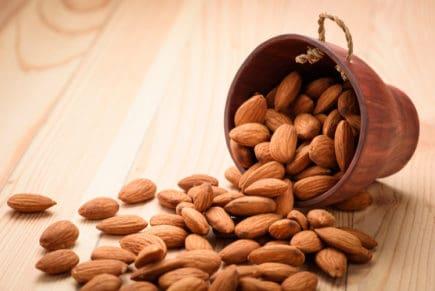 músculos - amendoas