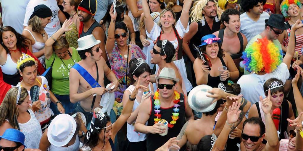 Carnaval - Evite o catabolismo