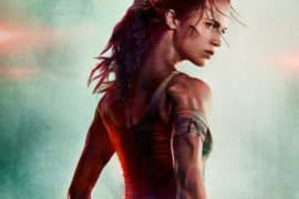 Atriz de 'Tomb Raider' ganha 5 kg de músculos para viver personagem