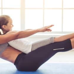 mãe - treino pós gravidez