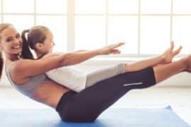 Como recuperar um corpo magro e definido depois da gravidez