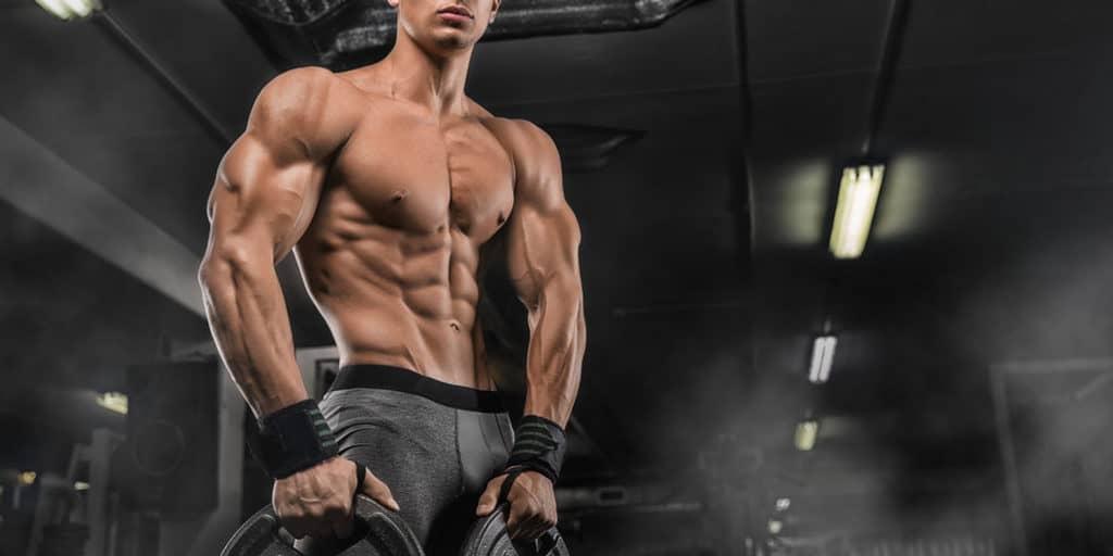 metabolismo, homem, academia