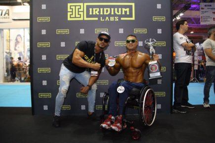 Moreira Junior, bodybuilding, arnold