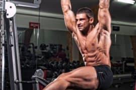 Os 7 melhores exercícios para você desenvolver os músculos oblíquos