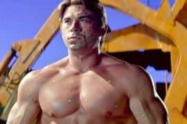 O treino do atleta que vai substituir Arnold em 'Exterminador do Futuro 6'