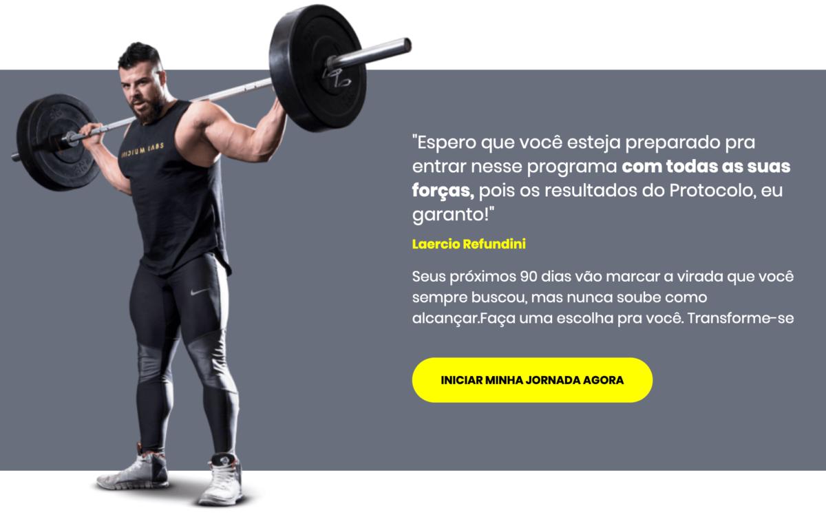 melhor programa de treino para hipertrofia