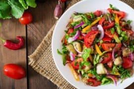 Não é 'papo de mãe': prato colorido pode fazer a diferença na dieta