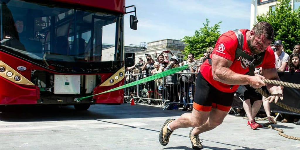 terry hollands strongman