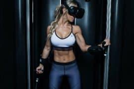 Jogo de realidade virtual pode revolucionar treinos de musculação