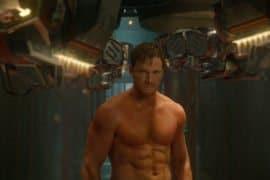 O treino insano que fez Chris Pratt perder 27kg para 'Guardiões da Galáxia'