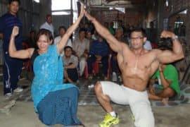 Conheça o casal fitness que soma 28 prêmios de Bodybuilding