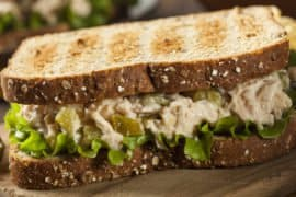 5 receitas de sanduíches que ajudam no processo de hipertrofia