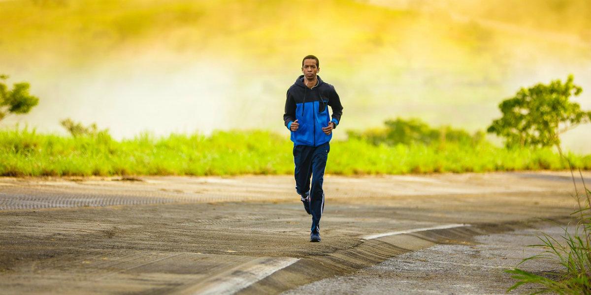 correndo