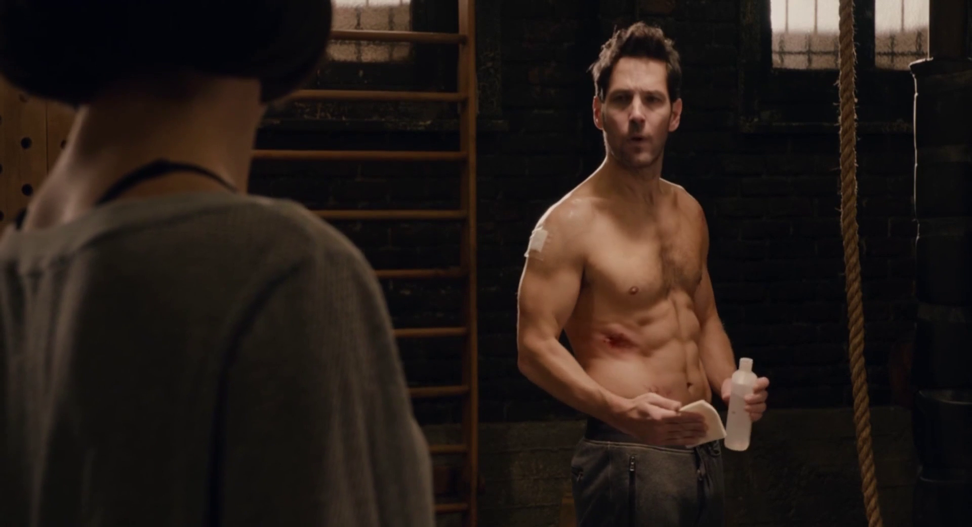 paul rudd, shape