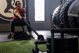 Um treino 'full body' para quem gosta de pegar pesado na academia
