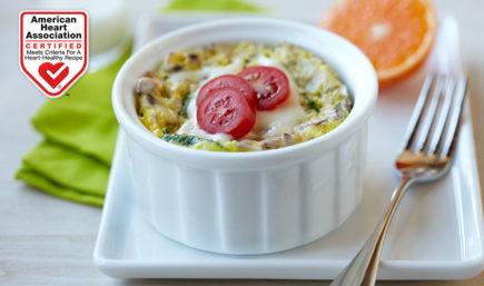 Café da Manhã Vegetariano
