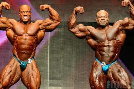 8 categorias do bodybuilding profissional e seus critérios de avaliação