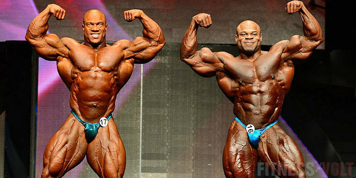phil heath kai greene
