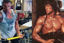 Rambo 5: veja a preparação insana de Sylvester Stallone