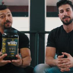 whey protein, isolado, concentrado