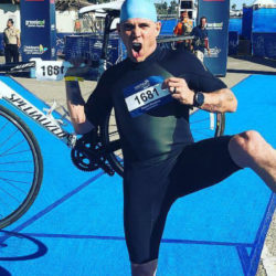 steve-o, jackass, triathlon