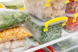 5 dicas para você congelar seus alimentos da maneira correta