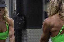 Bodybuilding salva a vida de mulher que tentou suicídio duas vezes